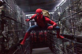 Трейлер человек паук 2017