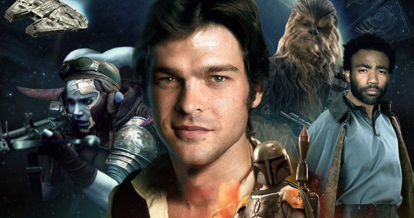 Соло Звездные войны Истории