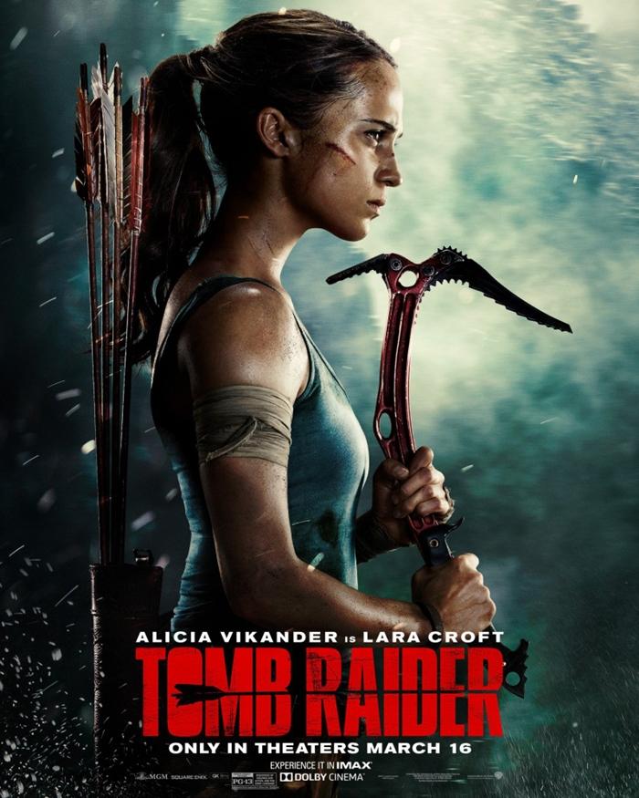 """фильм """"Tomb Raider: Лара Крофт"""""""