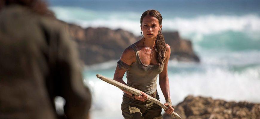 Tomb Raider: Лара Крофт 2018 рецензия