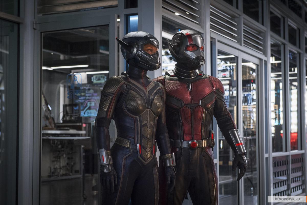 рецензия на фильм человек-муравей и оса 2018