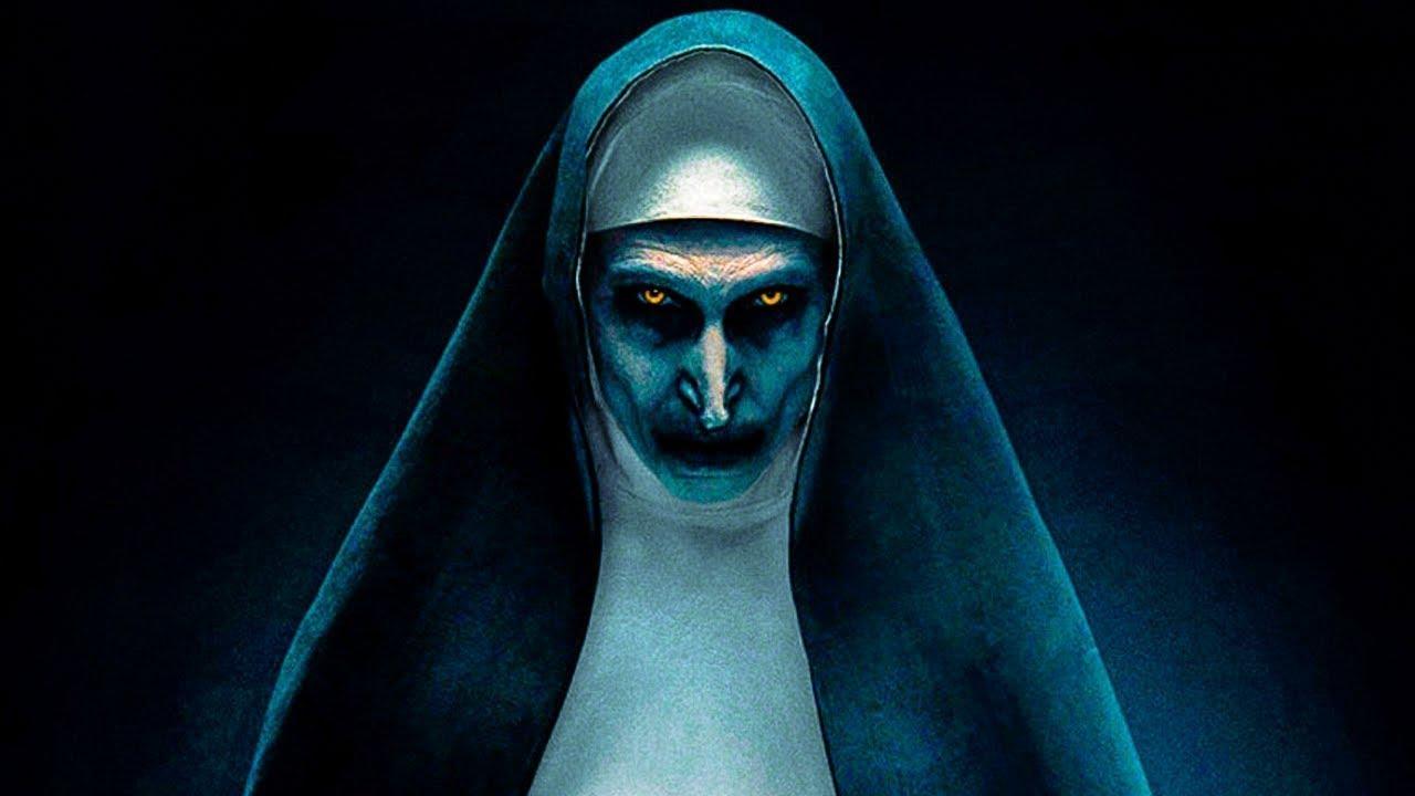 трейлер проклятие монахини