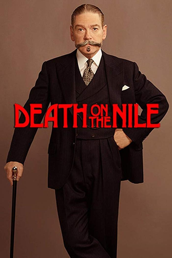 Смерть на Ниле обложка