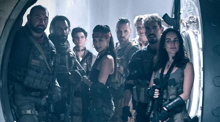 армия мертвецов фильм