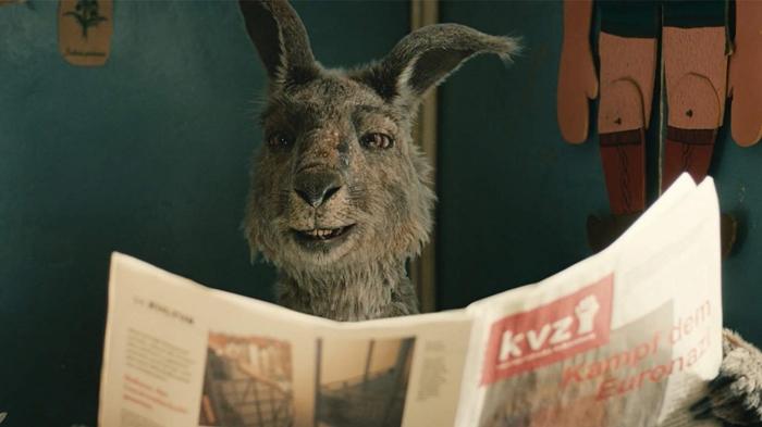 осторожно кенгуру фильм