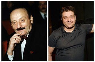 Семен Фарада и Михаил Полицеймако