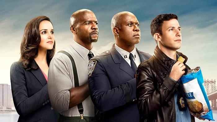 Бруклин 9-9 8 сезон актёры