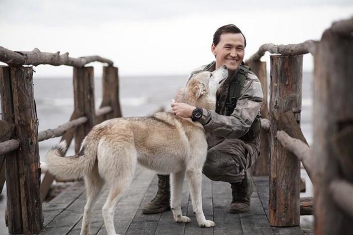 заповедный спецназ 2 сезон актер и пёс