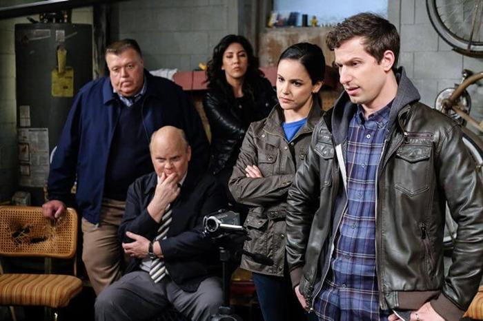 Бруклин 9-9 8 сезон
