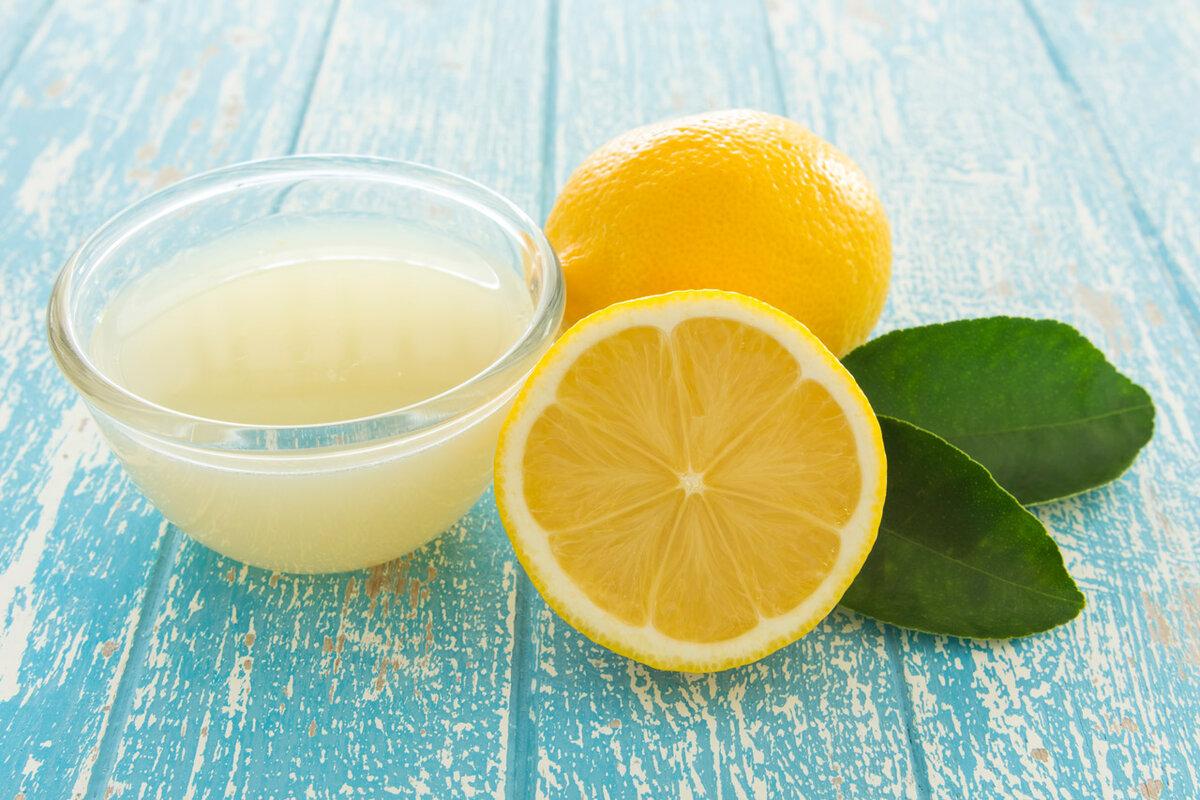 лимонного сок