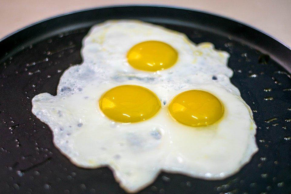 Никаких яиц на завтрак
