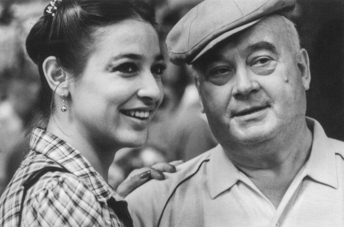 Моргунов и его женщины